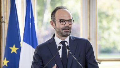 CONFERENCE DE PRESSE A MATIGNON POUR ANNONCER LA SUITE DES REFORMES SOCIALES