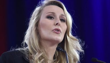 French politician Marion Marechal-Le Pen addresses CPAC annual conference